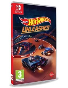 Switch - Hot Wheels Unleashed