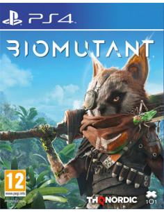 PS4 - Biomutant