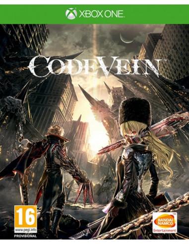 2950-Xbox One - Code Vein-3391891996020