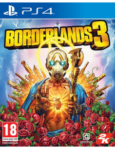 PS4 - Borderlands 3