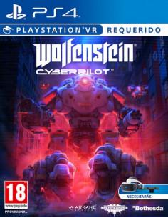 PS4 - Wolfenstein:...