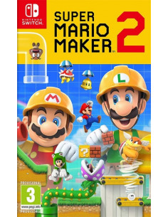 Switch - Super Mario Maker 2
