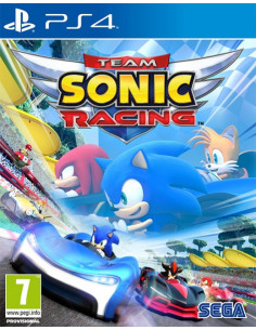 PS4 - Team Sonic Racing