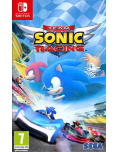 Switch - Team Sonic Racing