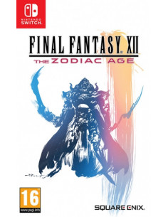 Switch - Final Fantasy XII...