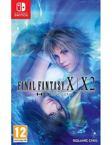 2094-Switch - Final Fantasy X/X-2 HD Remaster-5021290083714