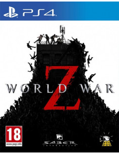 PS4 - World War Z