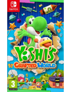 Switch - Yoshi's Crafted World
