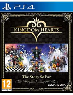 PS4 - Kingdom Hearts The...