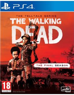 PS4 - The Walking Dead:...
