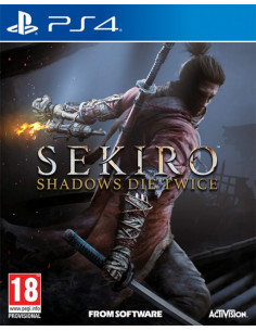 PS4 - Sekiro: Shadows Die...