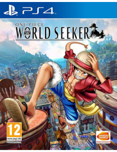 PS4 - One Piece: World Seeker
