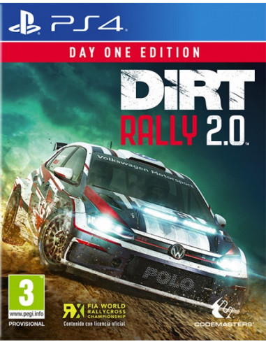 1874-PS4 - DiRT Rally 2.0 Day One Edition-4020628754662