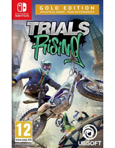 Switch - Trials Rising Gold