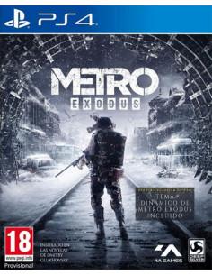 PS4 - Metro: Exodus Day One...