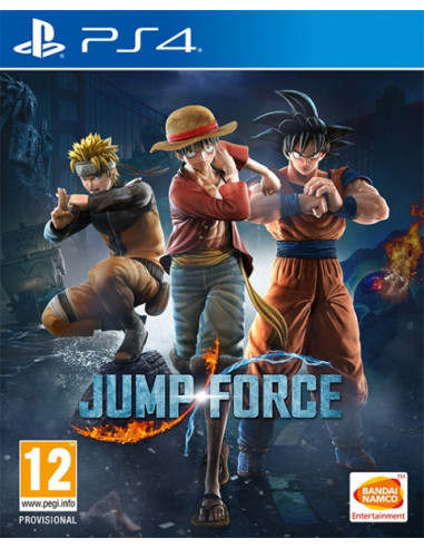548-PS4 - Jump Force-3391892000412