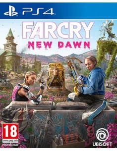PS4 - Far Cry New Dawn
