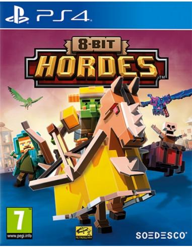 1107-PS4 - 8-Bit Hordes-8718591185212