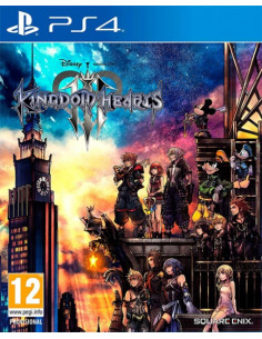 PS4 - Kingdom Hearts 3