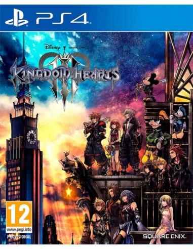 2600-PS4 - Kingdom Hearts 3-5021290068605