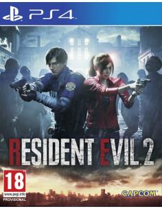 PS4 - Resident Evil 2 Remake