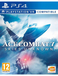 PS4 - Ace Combat 7: Skies...