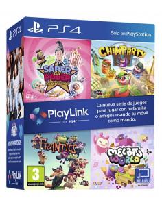 PS4 - Megapack 4 Juegos...