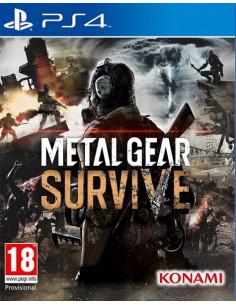 PS4 - Metal Gear Survive
