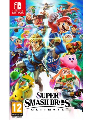 2214-Switch - Super Smash Bros Ultimate-0045496422912