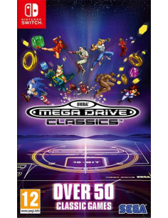 Switch - SEGA Mega Drive...