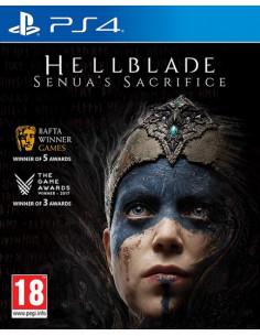 PS4 - Hellblade: Senua's...
