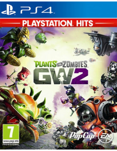 PS4 - Plants vs. Zombies:...