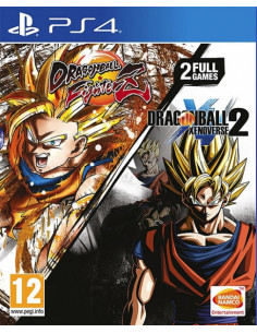 PS4 - Dragon Ball FighterZ...