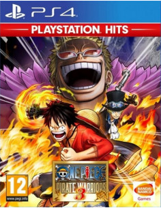 PS4 - One Piece Pirate...