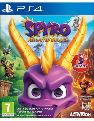 804-PS4 - Spyro Reignited Trilogy-5030917242205