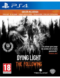 PS4 - Dying Light Enhanced...