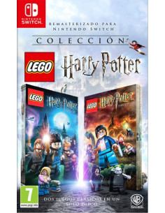 Switch - LEGO Harry Potter...