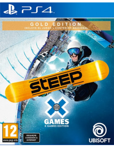 PS4 - Steep X Games Gold...