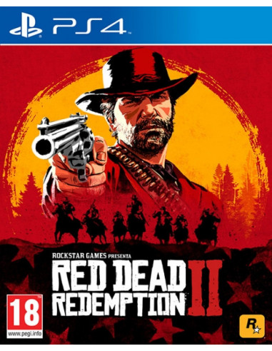 482-PS4 - Red Dead Redemption 2-5026555423090