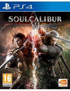 PS4 - SoulCalibur VI