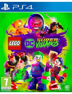 PS4 - Lego DC Super-Villanos