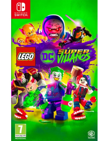 2426-Switch - Lego DC Super-Villanos-5051893237306