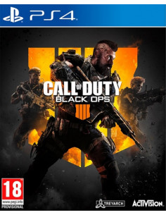 PS4 - Call of Duty: Black...