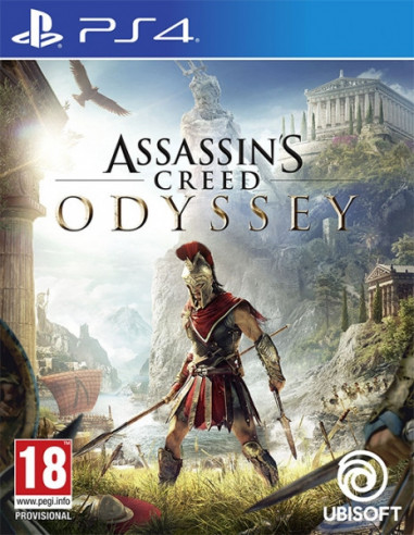 2413-PS4 - Assassin's Creed Odyssey-3307216063926
