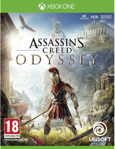 149-Xbox One - Assassin's Creed Odyssey-3307216073437