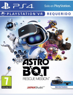 PS4 - Astro Bot VR