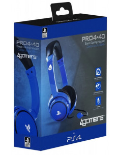 PS4 - Auriculares Stereo...