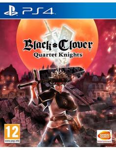 PS4 - Black Clover Quartet...
