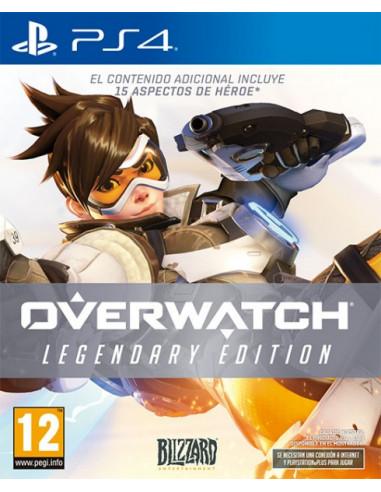 1325-PS4 - Overwatch Edicion Legendary-5030917242717