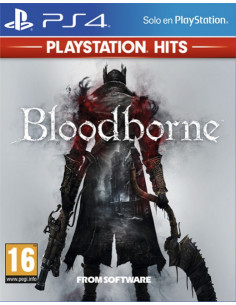 PS4 - Bloodborne - PS Hits -